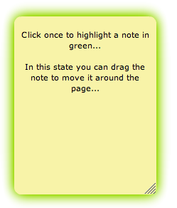 note green mode